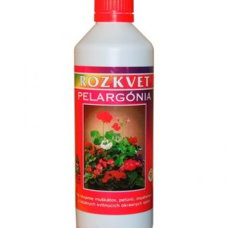 Rozkvet Pelargónia 500 ml