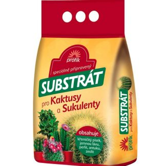 Forestina Profík Substrát pre kaktusy a sukulenty 5L
