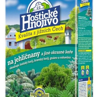 Hoštické hnojivo ihličnany 1 Kg