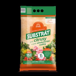 Forestina Profík substrát pre citrusy 15L