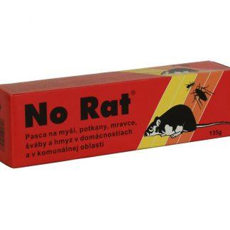 No Rat lepidlo na myši a potkany 135 g