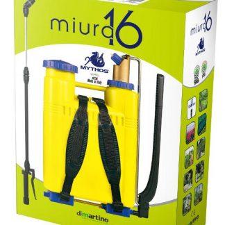 Chrbtový tlakový postrekovač Miura 16 l