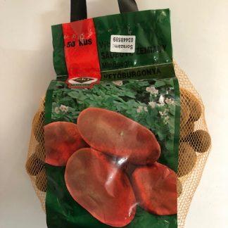 """Maďarské sadivo zemiakov """"AGRIA"""" žltá, stredne skorá, varný typ B/BC"""