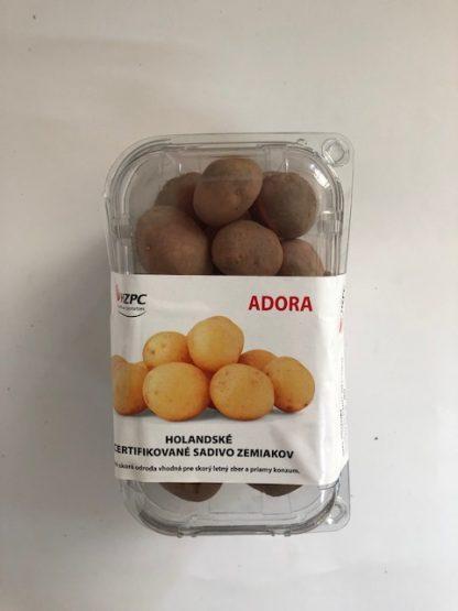 """Holandské sadivo zemiakov """"ADORA"""" žltá, veľmi skorá, varný typ B, cca 1 kg"""