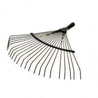 Kovové hrable drôtené 45 cm