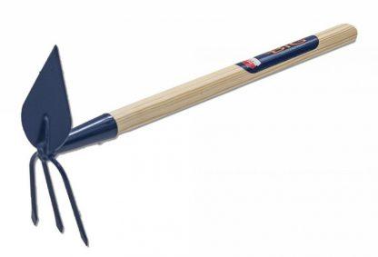 Motyčka kombinovaná špicatá – 7 cm – drevenná lakovaná násada BIG