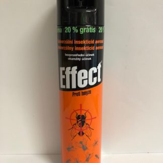 Effect proti lietajúcemu hmyzu 400ml + 20% grátis