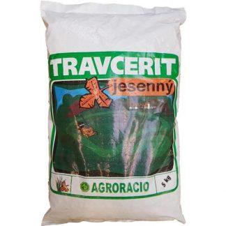 Travcerit – jesenné hnojivo na trávnik