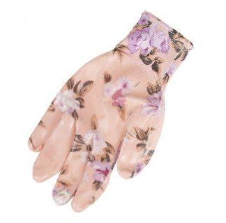 Pracovné rukavice Bradas Nitrox Flowers veľ.7