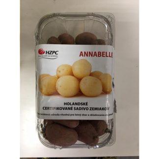 """Holandské sadivo zemiakov """"ANNABELLE"""" žltá, skorá, varný typ A, cca 1 kg"""