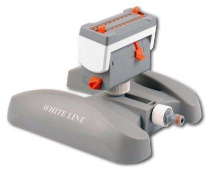 Zavlažovač oscilačný / preklápací – WHITE LINE Turbo – 20 trysiek- BRADAS WL-Z17