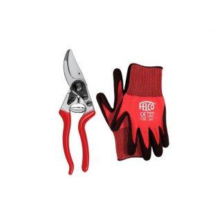 Felco Nožnice FELCO 8 + rukavice XL (darčekový set)