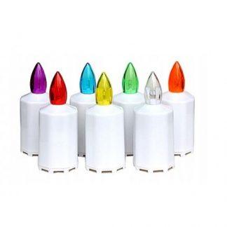 Baterkové celodenne svietiace LED svetlo